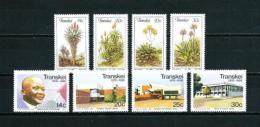 Transkei  Nº Yvert  185/6-193/6  En Nuevo - Transkei