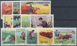 ** 1975, 3 Verschiedene Postfrische Ausgaben, Mi. 186.- (Michel: Ex 1228-64) - Stamps