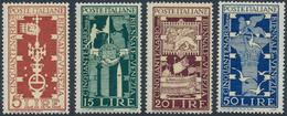 ** 1949, 50 Jahre Biennale Venedig Kompl.postfrisch, Mi. 100.- (Michel: 767-70) - Stamps