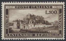 ** 1949,100 Jahre Romana Postfrisch, Mi. 300.- (Michel: 773) - Stamps