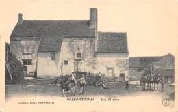 45 - LOIRET / Préfontaines - 455159 - Une Métairie - Beau Cliché - Autres Communes