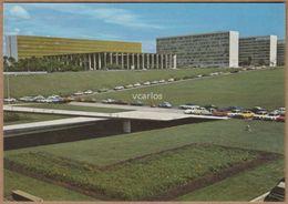 Brasília - Itamarati Palace - Ministry Of Foreign Affairs - Uncirculated - Brasilia