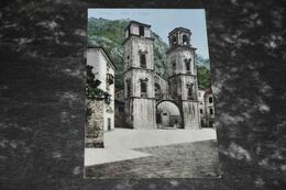 1419   Kotor  Cattaro  Chiesa S. Trifone - Montenegro