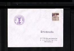 19?? - Germany Cover - Transport - Ships & Boats - Juan Sebastian Elcano [JF180] - Covers