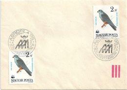 9810 Hungary SPM Agriculture Philately Exhibition Animal Bird - Expositions Philatéliques