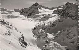 AK Sulztal Ferner Wilde Leck Amberger Hütte Ambergerhütte Stempel Gletscher Gries Tirol Österreich Austria Autriche - Längenfeld
