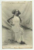 DJIBOUTI - CPA - Jeune Fille (Haberyounis) - Djibouti