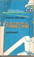 Pinocchio Carlo Collodi   Garzanti - Bambini E Ragazzi