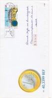 Briefomslag Nr 27  ( 1 Euro ) - Entiers Postaux