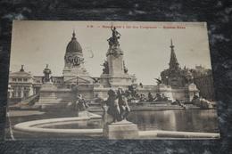 1423   Buenos Aires    Monumento A Los Dos Congresos   1925 - Argentina