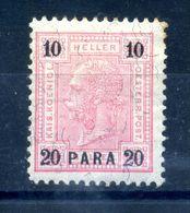 1900 LEVANTE N.33 * - Oriente Austriaco