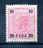 1901 LEVANTE N.33L * - Oriente Austriaco