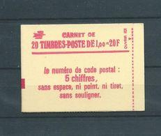 France Carnet 1972 C3 Neuf Fermé Cote 48 € - Usage Courant