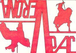 [MD1200] CPM - VERONA - APAC - 7° CARTOLINA PIRATA ITALIANA - 76° MANIFESTAZIONE FILATELIA NUMISMATICA - Non Viaggiata - Bourses & Salons De Collections