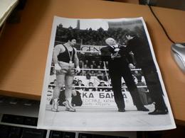Boxing Jugoslavija Big Format - Boxe