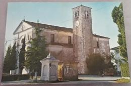 S. Foca (PN) - Piazzale Della Chiesa - Viaggiata 1979 - (2325) - Italia