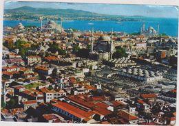 TURQUIE,TURKISH,TURKIYE,TURKEY,CONSTANTINOPLE,constantinopolis,ISTANBUL,VUE AERIENNE - Turquie