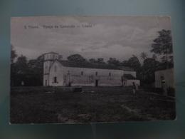 S.THOMÉ - EGREJA DA CONCEIÇAO - CIDADE - Sao Tome And Principe