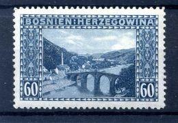 1912 BOSNIA N.62 * - Oriente Austriaco