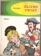 OLIVER TWIST  C. Dickens    Malipiero - Bambini E Ragazzi