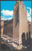 HOTEL WELLINGTON- NEW YORK N.Y. - Cafés, Hôtels & Restaurants