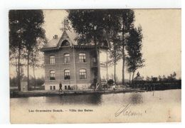 Lac Overmeire Donck. - Villa Des Bains (1904) - Berlare