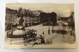 Chambéry. Place Du Monument Du Centenaire. 103. LL - Chambery