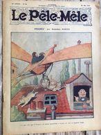 Le Pele Mele Couverture Par Rabier 20 Mai 1917 - Journaux - Quotidiens