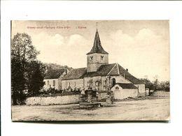 CP - Gissey Sous Flavigny (21) L Eglise - Altri Comuni