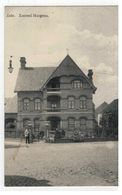 Zele.   Kasteel Haegens  1912 - Zele