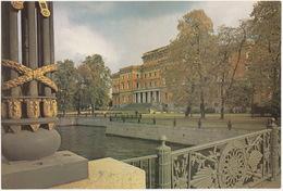Leningrad: Palais Du Génie - (Mikhailovski) - The Engineers' Palace -  (Jumbo Sized Postcard; 25 Cm X 17 Cm) - Rusland