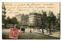 CPA 75 Paris 17 Rond Point Des Ternes - Arrondissement: 17