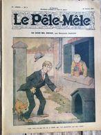 Le Pele Mele Couverture Par Rabier 18 Fevrier 1917 - Journaux - Quotidiens