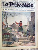 Le Pele Mele Couverture Par Rabier 8 Avril 1917 - Journaux - Quotidiens