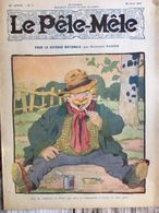 Le Pele Mele Couverture Par Rabier 29 Avril 1917 - Journaux - Quotidiens