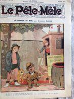 Le Pele Mele Couverture Par Rabier 11 Mars 1917 - Journaux - Quotidiens