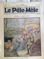 Le Pele Mele Couverture Par Rabier 21 Janvier 1917 - Journaux - Quotidiens