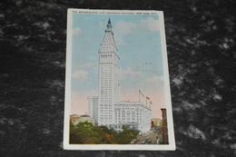 1425   NEW YORK - Metropolitan Life Insurance Building   1923 - NY - New York