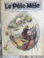 Le Pele Mele Rabier Couverture Par Mars Trick 15 Avril 1917 - Otros