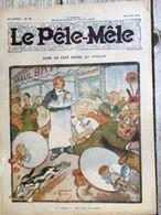 Le Pele Mele Rabier Couverture Par O'galop 22 Avril 1917 - Otros