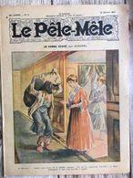 Le Pele Mele Rabier Couverture Par Quesnel 11 Fevrier 1917 - Otros