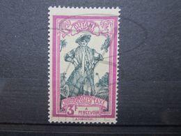 VEND BEAU TIMBRE TAXE DE GUYANE N° 21 , (X) !!! - Guyane Française (1886-1949)