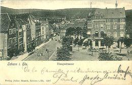 Cpa SAVERNE 67 ZABERN I. Els. Haupstrasse - Saverne