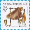 CZ 2014-805 EUROPA CEPT, CZECH REPUBLIK, MS, MNH - Tschechische Republik