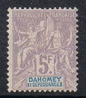 DAHOMEY N°17 N* - Dahomey (1899-1944)