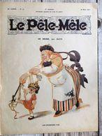 Le Pele Mele Rabier Couverture Par Haye 18 Mars 1917 - Journaux - Quotidiens