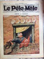 Le Pele Mele Rabier Couverture Par Valverane 25 Mars 1917 - Otros