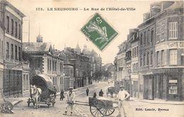 27-LE NEUBOURG- RUE DE L'HÔTEL DE VILLE - Le Neubourg