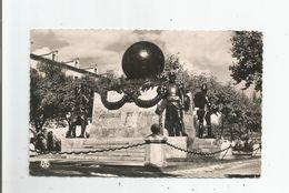 SIDI BEL ABBES 43 LE MONUMENT AUX MORTS DE LA LEGION ETRANGERE 1957 - Monuments Aux Morts