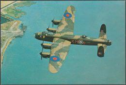 Avro Lancaster B.1 Bomber 'City Of Lincoln' - E T W Dennis Postcard - 1939-1945: 2nd War